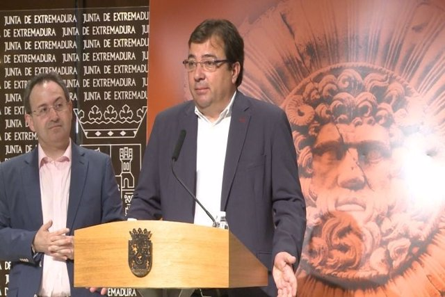 Jesús Cimarro y Guillermo Fernández Vara