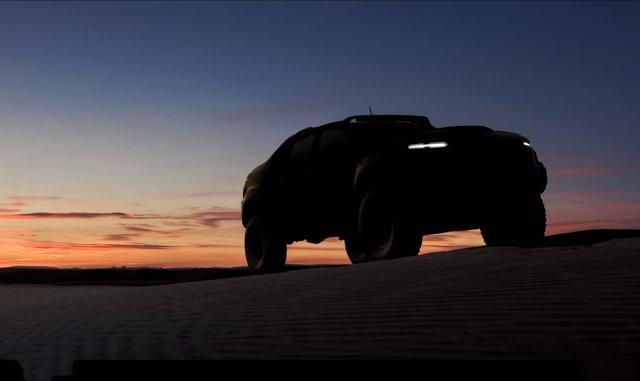 Chevrolet Colorado para el ejército de Estados Unidos
