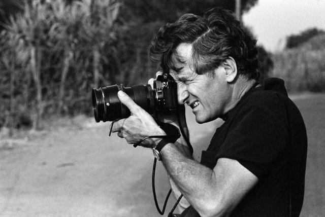 El fotógrafo Marc Riboud