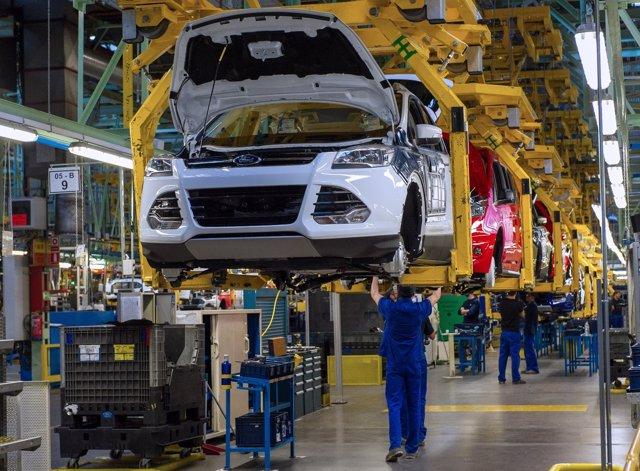 Factoría de Ford en Almussafes (Valencia)