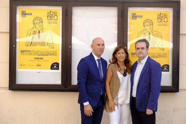 El Ayuntamiento De Málaga Informa: FESTIVAL DE MÁLAGA Nota Presentación La Edad