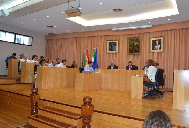 El Pleno Aprueba Solicitar Al Ministerio De Medio Ambiente La Cesión De Titulari