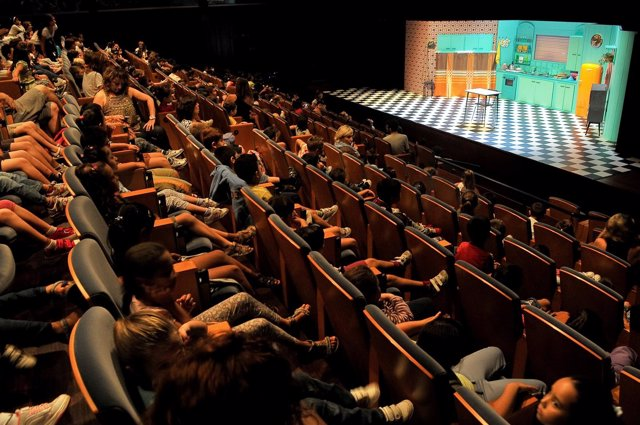Ndp Balance Más De 3.500 Escolares Navarros Participan En Los Conciertos Escolar