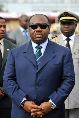 Ali Bongo, presidente de Gabón