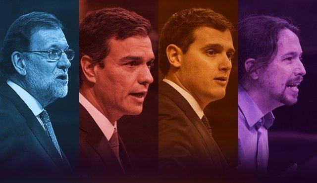 El debate de investidura, en 9 vídeos
