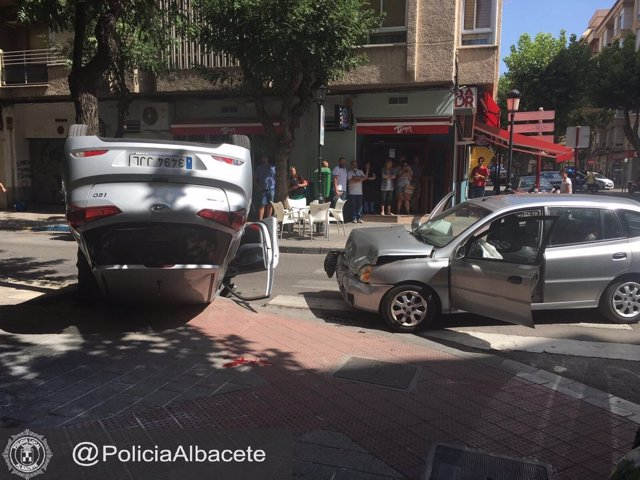 Accidente Albacete