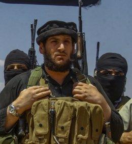 Abu Muhammad al Adnani, portavoz de Estado Islámico