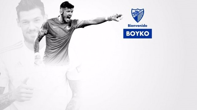 Boyko ficha por el Málaga