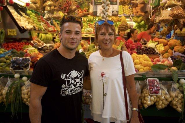 Carlos Maldonado, ganador de MasterChef,  en Gran Canaria