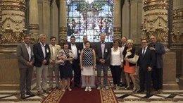 Directores de Centros Residenciales suizos en la Diputación