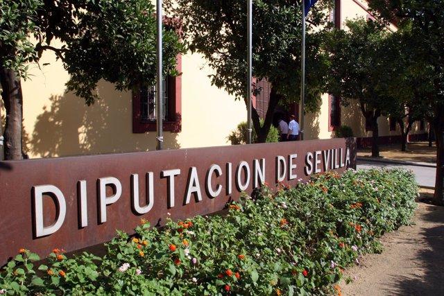 Sede de la Diputación.