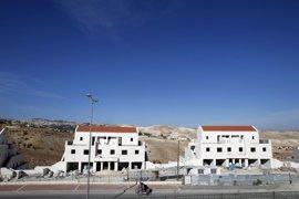 Israel aprueba la construcción de 284 nuevas viviendas en varios asentamientos de Cisjordania