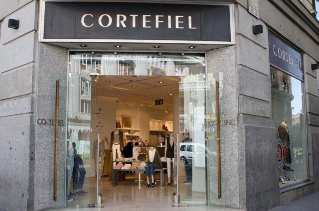 Tiendas, tienda, Cortefiel, tiendas de Gran Vía, ropa, compras