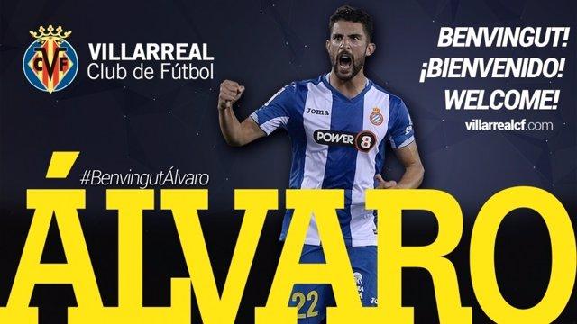 Álvaro González se incorpora al Villarreal