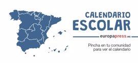 Calendario escolar 2016/2017 por Comunidades: Navidad, Semana Santa y vacaciones de verano