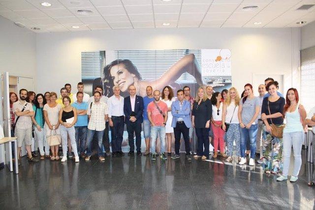 574d43656cfb La Escuela de Joyería de Córdoba da comienzo a sus tres primeros cursos