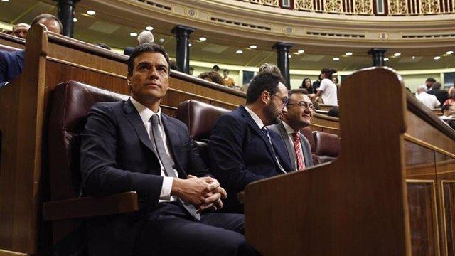 El PP apela a la responsabilidad de Pedro Sánchez