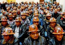 El Gobierno boliviano revoca las concesiones a los cooperativistas mineros