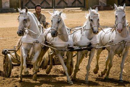 """Jack Huston (Ben-Hur): """"Intento inculcar a mis hijos el sentido del honor y la bondad"""""""