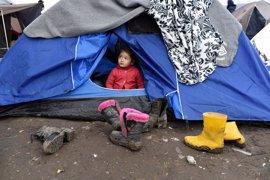 Casi medio millón de niños recurrieron a traficantes de personas para llegar a Europa