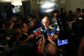 Fernández Díaz acusa a CDC de politizar la Justicia y se muestra tranquilo con su querella