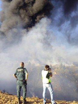 Un total de 18.851 hectáreas han ardido en España en agosto de 2016