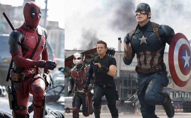 Deadpool y Civil War