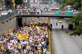 La oposición venezolana denuncia 126 detenciones arbitrarias