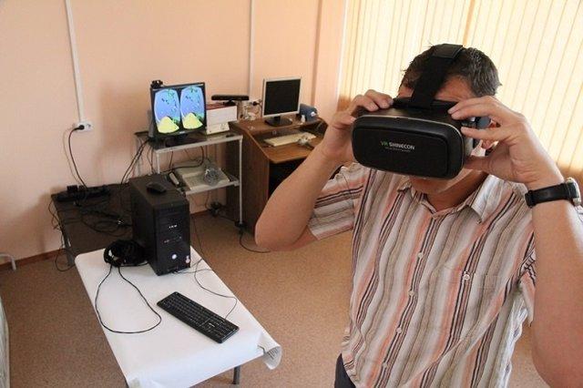 Realidad virtual para el parkinson y la esclerosis múltiple