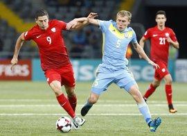 Polonia no pasa del empate en su visita a Kazajstán