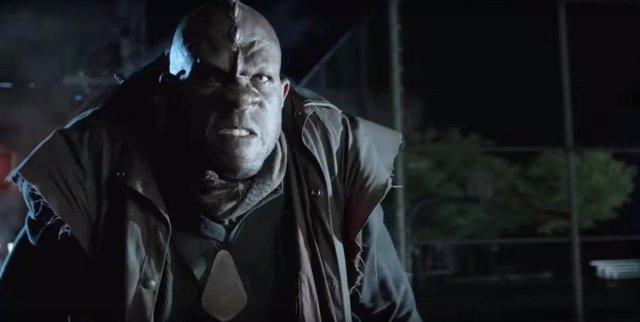 Killer Croc en la 3ª temporada de Gotham