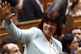 """La presidenta del PSOE cree que, hoy por hoy, """"la responsabilidad sigue siendo de Rajoy"""""""