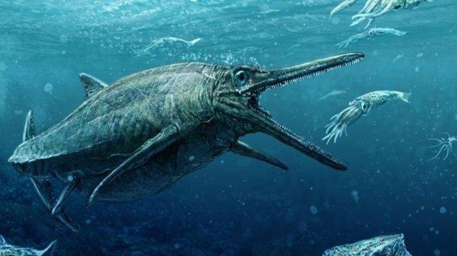 Storr Lochs Monster