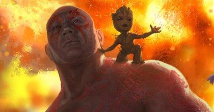 Vin Diesel tiene un 'guión secreto' de Guardianes de la Galaxia 2
