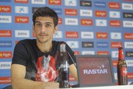 """Gerard Moreno: """"El Espanyol se está haciendo grande"""""""