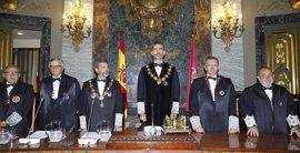 El Rey preside mañana la Apertura del Año Judicial