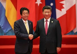 Xi y Abe acuerdan mejorar las relaciones entre China y Japón