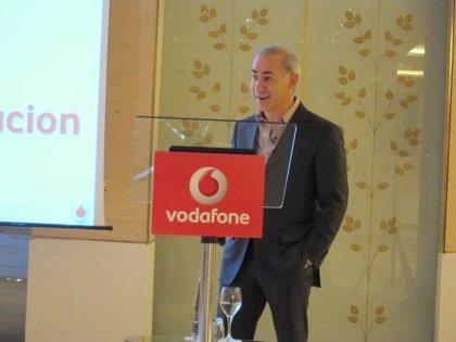 """Vodafone considera """"una aberración"""" algunas tasas impuestas a los operadores en España"""