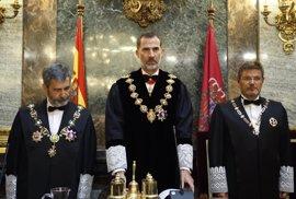 """Lesmes lamenta la creencia de que no hay independencia judicial: """"Duele escuchar que la justicia está politizada"""""""