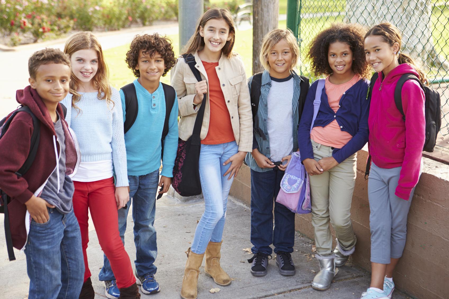 Cambios En Los Ninos De 8 A 10 Anos