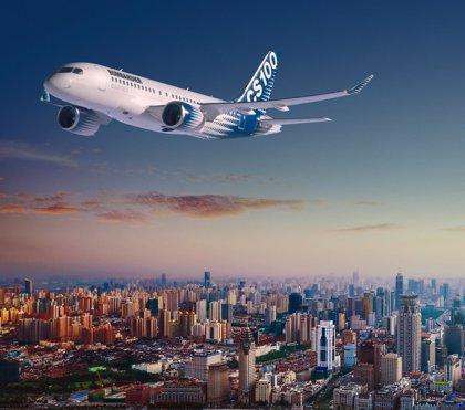 Bombardier reduce de 15 aviones a siete sus entregas para este año de su programa C Series
