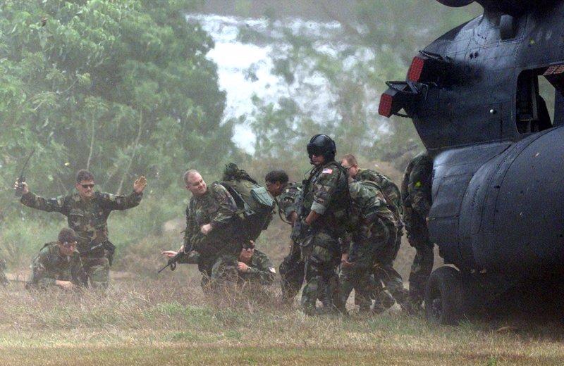 El papel de las Fuerzas Especiales de EEUU en Latinoamérica