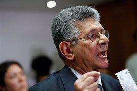 Ramos Allup dice que la oposición no fue invitada a una reunión con Rodríguez Zapatero