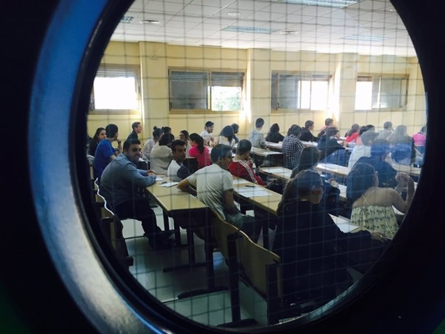 Calendario Examenes Unican Derecho.Casi 480 Estudiantes Se Presentan A Partir De Manana A Las Pruebas De Selectividad