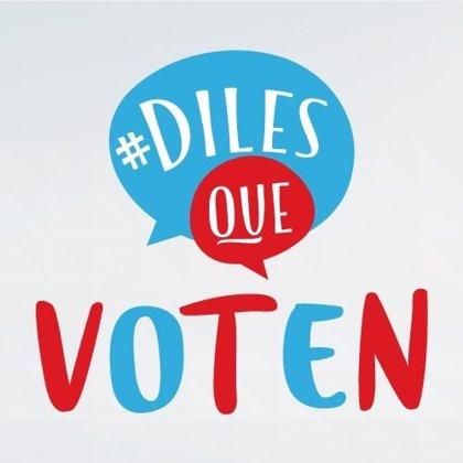 'Diles que voten', la campaña que lucha contra la victoria de Donald Trump