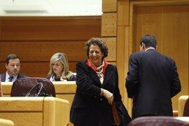 Barberá declara en el Senado que sigue sin tener un piso y que pagó menos por IRPF en 2015