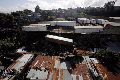 Al menos nueve muertos por un deslizamiento de tierras en Guatemala