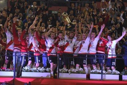 La Conmebol propone un torneo de campeones entre River Plate y Real Madrid
