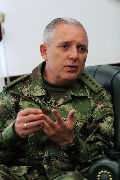 Más de 12.000 militares de Colombia estarán presentes en las zonas veredales