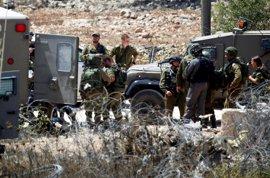 Israel bombardea objetivos en Siria tras el impacto de un proyectil en su territorio